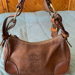 Suede Dooney & Bourke purse